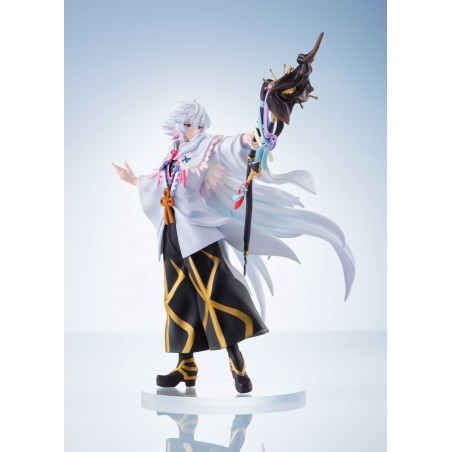 FATE GRAND ORDER CASTER/MERLIN STATUE FIGURE