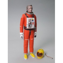 SPACE SPAZIO 1999 ALAN CARTER WITH MOON BUGGY ACTION FIGURE SIXTEEN 12