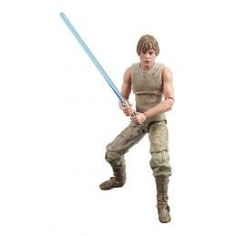STAR WARS THE BLACK SERIES WAVE 3 LUKE SKYWALKER ACTION FIGURE HASBRO