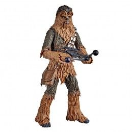 STAR WARS THE BLACK SERIES WAVE 3 CHEWBACCA ACTION FIGURE HASBRO