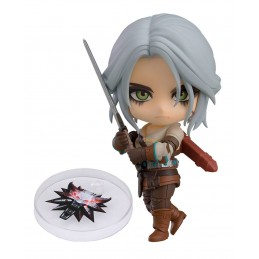 GOOD SMILE COMPANY THE WITCHER 3 WILD HUNT CIRI NENDOROID DLX ACTION FIGURE