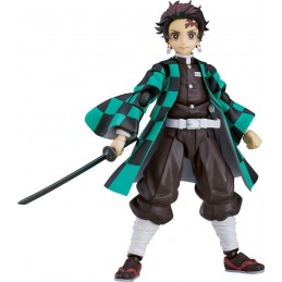 DEMON SLAYER TANJIRO KAMADO FIGMA ACTION FIGURE MAX FACTORY