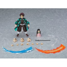 DEMON SLAYER TANJIRO KAMADO DX FIGMA ACTION FIGURE MAX FACTORY