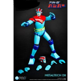 HIGH DREAM ASTROGANGA METALTECH 08 DIE CAST ACTION FIGURE