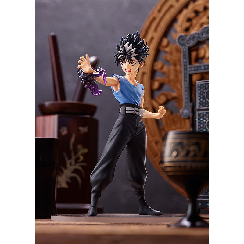 GOOD SMILE COMPANY YU YU HAKUSHO HIEI POP UP PARADE STATUA FIGURE