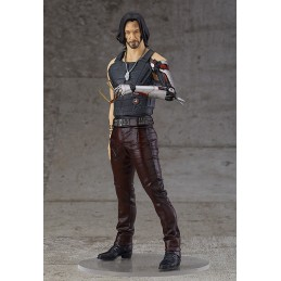 CYBERPUNK 2077 JOHNNY SILVERHAND POP UP PARADE STATUA FIGURE GOOD SMILE COMPANY