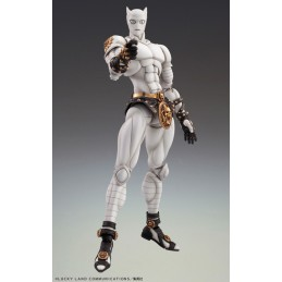 MEDICOS ENTERTAINMENT JOJO BIZARRE ADVENTURE CHOZOKADO KILLER QUEEN ACTION FIGURE
