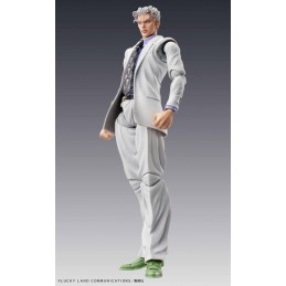MEDICOS ENTERTAINMENT JOJO BIZARRE ADVENTURE CHOZOKADO YOSHIKAGE KIRA ACTION FIGURE