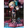 BEAST KINGDOM SUICIDE SQUAD HARLEY QUINN EGG ATTACK ACTION FIGURE