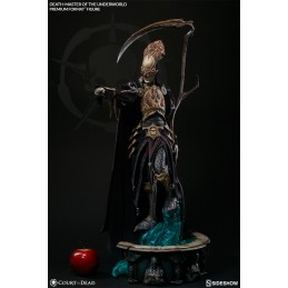 DEATH MASTER OF THE UNDERWORLD PREMIUM FORMAT STATUA FIGURE SIDESHOW