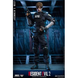 DAMTOYS RESIDENT EVIL 2 LEON S. KENNEDY 1/6 ACTION FIGURE
