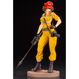 KOTOBUKIYA G.I. JOE BISHOUJO LADY JAYE CANARY ANN COLOR VERSION STATUE FIGURE