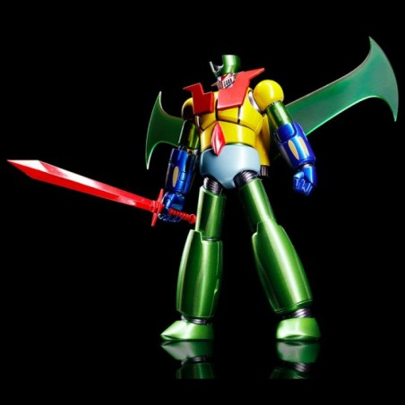 SRC SUPER ROBOT CHOGOKIN MAZINGER Z JEEG COLOR ACTION FIGURE