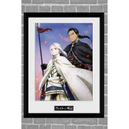 THE LEGEND OF ARSLAN EMBERS STAMPA DA COLLEZIONE GB EYE