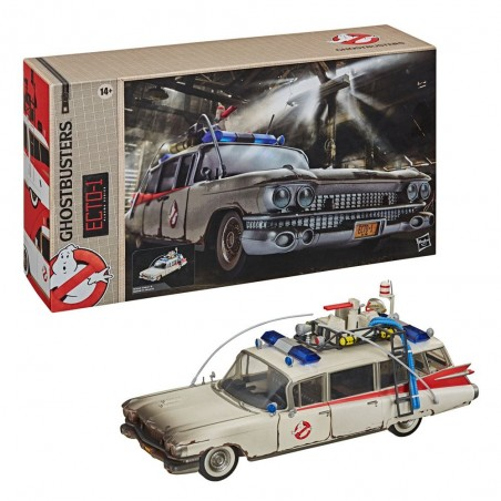 GHOSTBUSTERS PLASMA SERIES ECTO-1 ACTION FIGURE