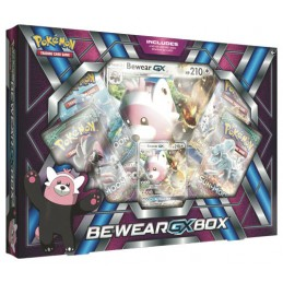 POKEMON COLLEZIONE BEWEAR-GX BOX IN ITALIANO THE POKEMON COMPANY INTERNATIONAL