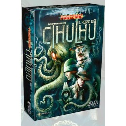 ASTERION PANDEMIC IL REGNO DI CTHULHU TABLE GAME ITALIAN