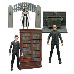 GOTHAM SERIE 3 SET COMPLETO ACTION FIGURE DIAMOND SELECT
