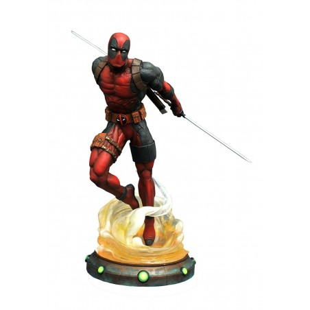 MARVEL GALLERY - DEADPOOL PVC DIORAMA FIGURE STATUE
