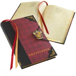 HARRY POTTER GRYFFINDOR JOURNAL - DIARIO GRIFONDORO NOBLE COLLECTION