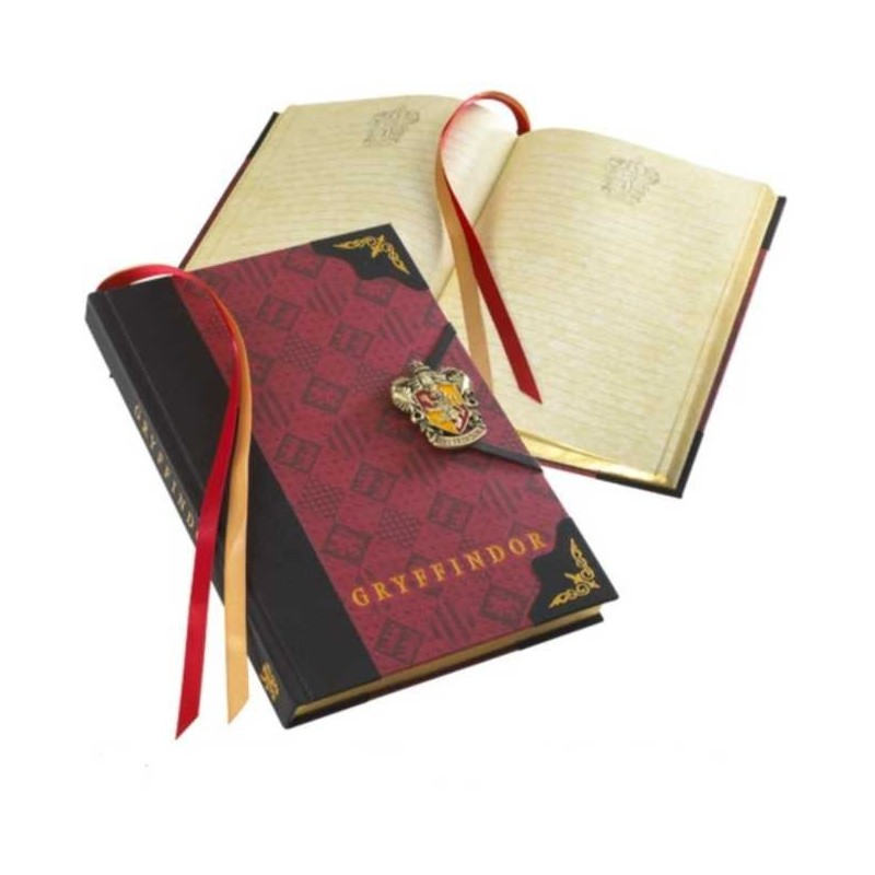 HARRY POTTER GRYFFINDOR JOURNAL - DIARIO GRIFONDORO
