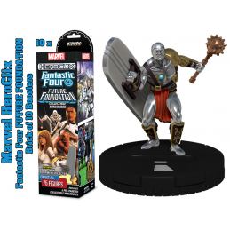 WIZKIDS MARVEL HEROCLIX FANTASTIC FOUR FUTURE FOUNDATION 10X BOOSTER BRICK