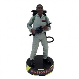 GHOSTBUSTERS WINSTON ZEDDEMORE DELUXE STATUA FIGURE FACTORY ENTERTAINMENT