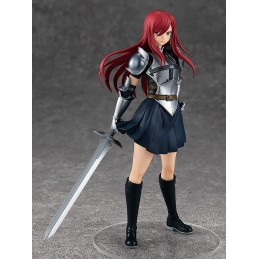 GOOD SMILE COMPANY FAIRY TAIL ERZA SCARLET POP UP PARADE STATUE FIGURE