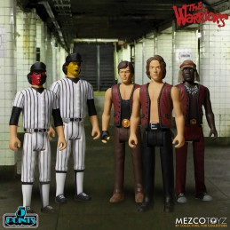 MEZCO TOYS THE WARRIORS 5 POINTS SET ACTION FIGURE