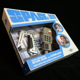 SPACE SPAZIO 1999 STUN GUN AND COMLOCK REPLICA SIXTEEN 12