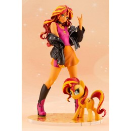 KOTOBUKIYA MY LITTLE PONY BISHOUJO SUNSET SHIMMER STATUE FIGURE