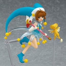MAX FACTORY CARD CAPTOR SAKURA - SAKURA KINOMOTO BATTLE VER. FIGMA ACTION FIGURE