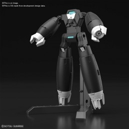 BANDAI HGBDR GUNDAM AUN RIZE ARMOR 1/144 MODEL KIT ACTION FIGURE