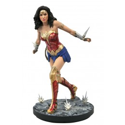 DIAMOND SELECT DC COMICS GALLERY WONDER WOMAN 1984 FIGURE STATUE