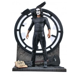 DIAMOND SELECT THE CROW GALLERY ERIC DRAVEN IL CORVO FIGURE STATUE