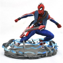 MARVEL GALLERY SPIDER-MAN PUNK FIGURE STATUA DIAMOND SELECT