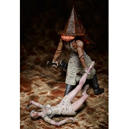 FREEING SILENT HILL 2 RED PYRAMID THING FIGMA ACTION FIGURE