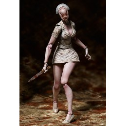 FREEING SILENT HILL 2 BUBBLE HEAD NURSE FIGMA ACTION FIGURE