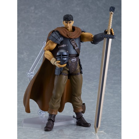 BERSERK GUTS BAND OF THE HAWK FIGMA ACTION FIGURE