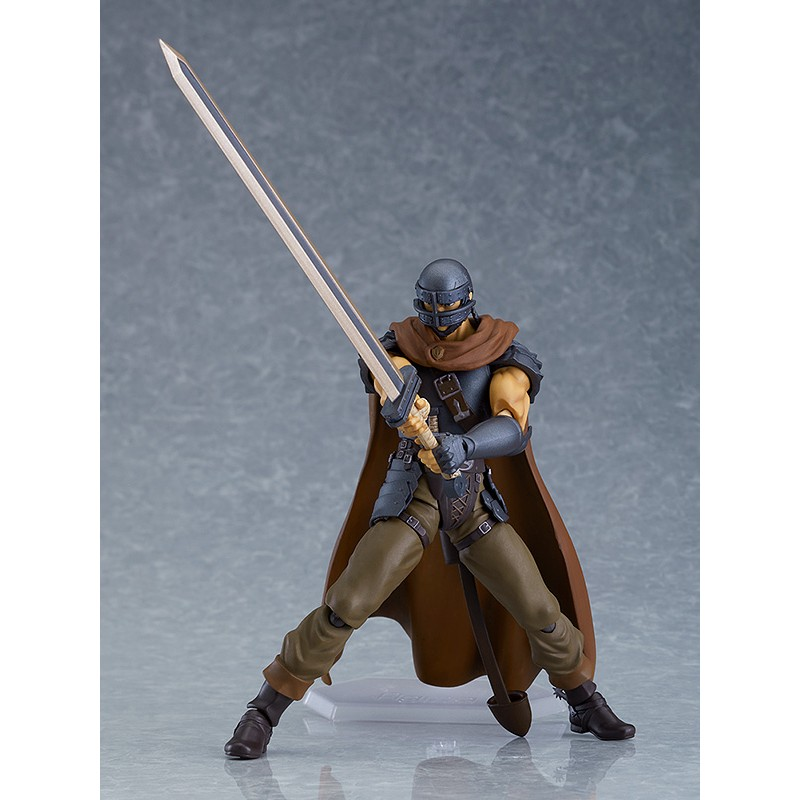 GOOD SMILE COMPANY BERSERK GUTS BAND OF THE HAWK FIGMA ACTION FIGURE