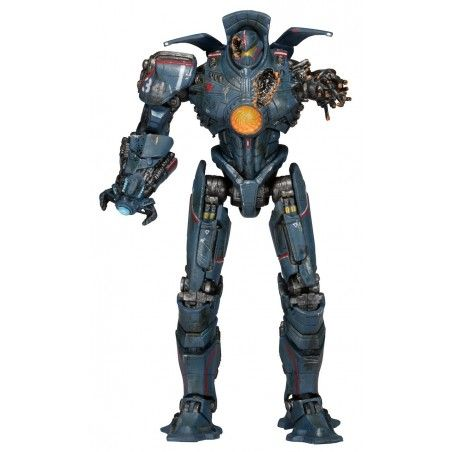 PACIFIC RIM SERIES 5 JAEGER GIPSY DANGER BATTLE DAMAGED ACTION FIGURE