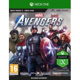 MARVEL AVENGERS XBOX ONE USATO ITALIANO
