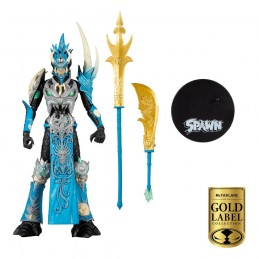 MC FARLANE MANDARIN SPAWN 18CM ACTION FIGURE