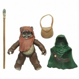 STAR WARS VINTAGE WICKET ACTION FIGURE HASBRO