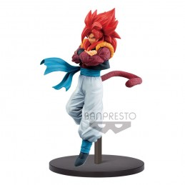 DRAGON BALL SUPER SAIYAN 4 GOGETA STATUA FIGURE BANPRESTO