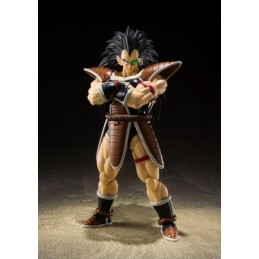 DRAGON BALL Z RADITZ (RADISH) S.H. FIGUARTS ACTION FIGURE BANDAI