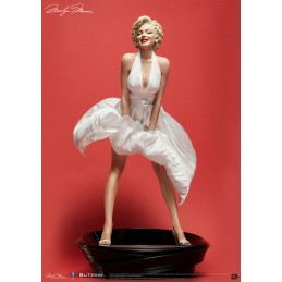 MARILYN MONROE SUPERB SCALE 1/4 FIGURE STATUA BLITZWAY