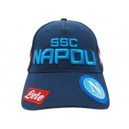 CAPPELLO BASEBALL CAP SSC NAPOLI UFFICIALE BLU NAVY