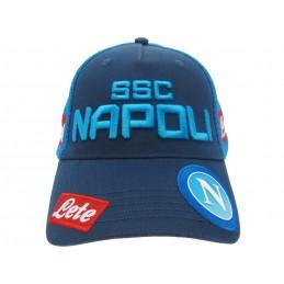 CAPPELLO BASEBALL CAP SSC NAPOLI UFFICIALE BLUAZZURRO