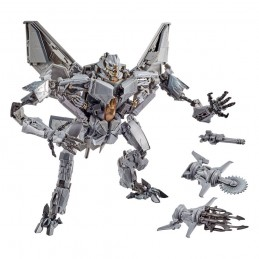 HASBRO TRANSFORMERS MASTERPIECE MOVIE STARSCREAM ACTION FIGURE